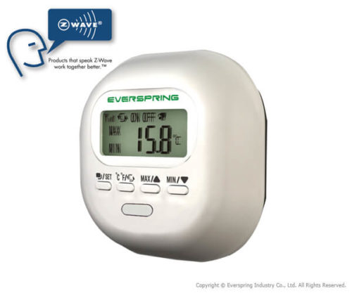 Everspring hőmérsékletérzékelő