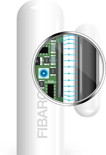Fibaro Ajtó/Ablak érzékelő - nyitásérzékelő