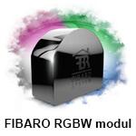Fibaro RGBW modul